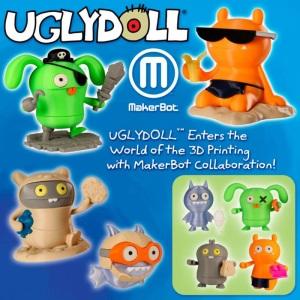 072314_CRTPost_Uglydoll_3DPrinting